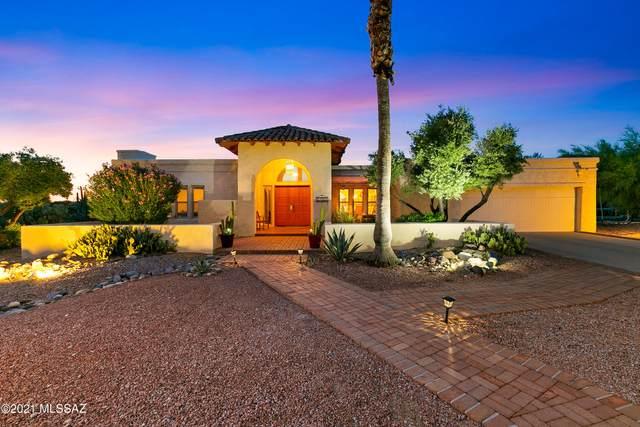 6361 N Placita De Eduardo, Tucson, AZ 85718 (#22119451) :: Long Realty - The Vallee Gold Team