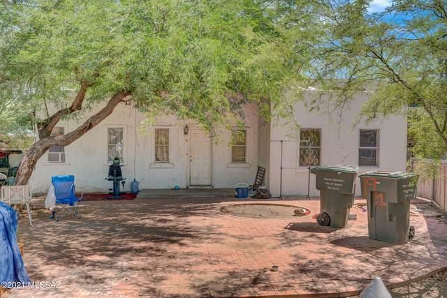 19 W President Street, Tucson, AZ 85714 (#22119459) :: Long Realty - The Vallee Gold Team