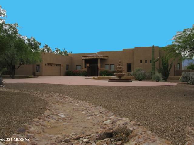 11260 N Shadow Vista Place, Oro Valley, AZ 85742 (#22119498) :: Keller Williams