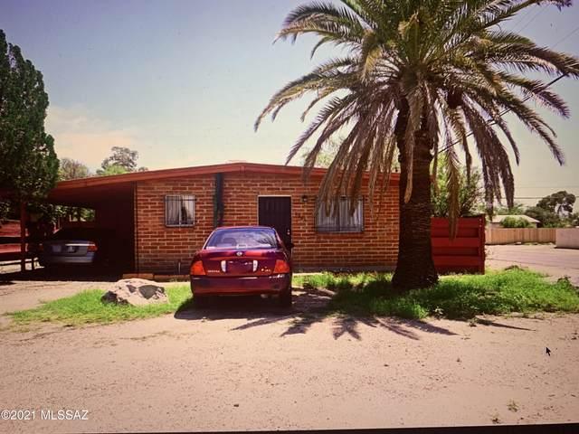 2202 E 17Th Street, Tucson, AZ 85719 (#22119508) :: The Dream Team AZ