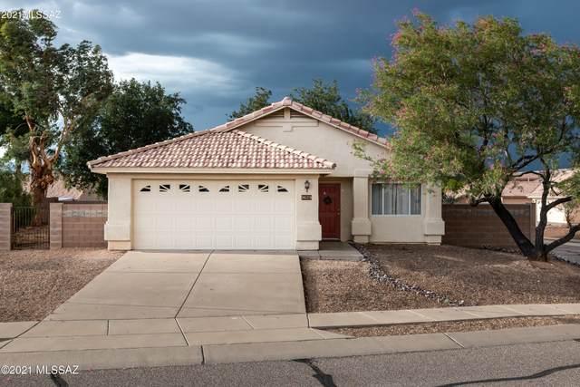 9629 E Magdalena Road, Tucson, AZ 85748 (#22119513) :: The Josh Berkley Team