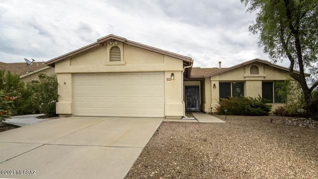 1404 N Desert Mallow Drive, Tucson, AZ 85715 (#22119517) :: The Josh Berkley Team