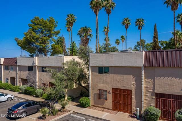 1347 E Fort Lowell Road #9, Tucson, AZ 85719 (#22119524) :: The Dream Team AZ