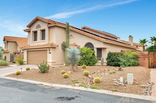 10252 N Cape Fear Lane, Tucson, AZ 85737 (#22119527) :: Long Realty - The Vallee Gold Team