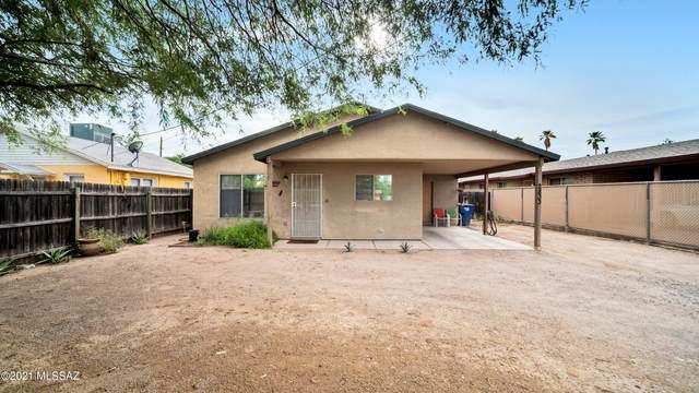 2833 N Palo Verde Avenue, Tucson, AZ 85716 (#22119530) :: The Dream Team AZ