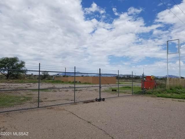 489 N Ocotillo Road #0, Benson, AZ 85602 (#22119536) :: Long Realty - The Vallee Gold Team