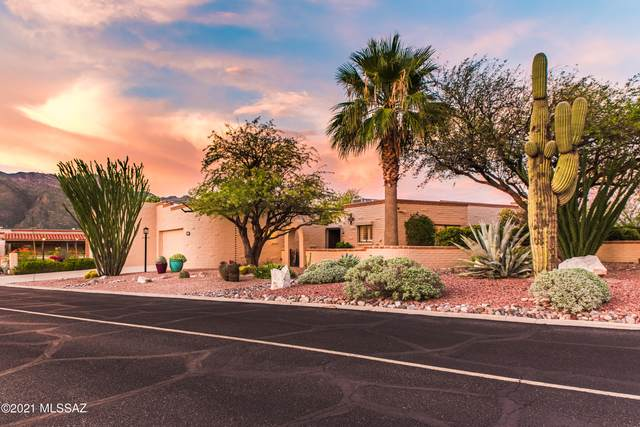 5300 N Grey Mountain Trail, Tucson, AZ 85750 (#22119562) :: Long Realty - The Vallee Gold Team