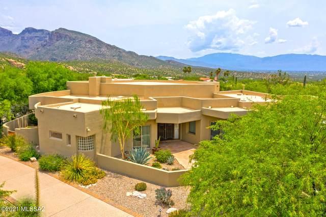 7720 E Shadow Vista Court, Tucson, AZ 85750 (#22119593) :: Long Realty - The Vallee Gold Team