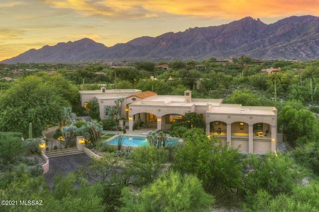 3771 E Sumo Octavo, Tucson, AZ 85718 (#22119594) :: Long Realty - The Vallee Gold Team