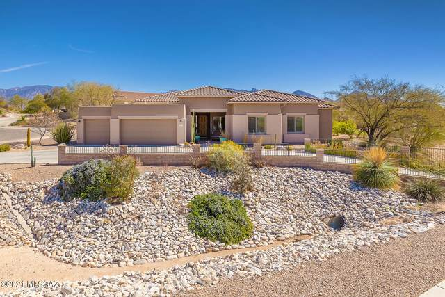 12770 N Yellow Bird Road, Oro Valley, AZ 85755 (#22119616) :: Long Realty - The Vallee Gold Team