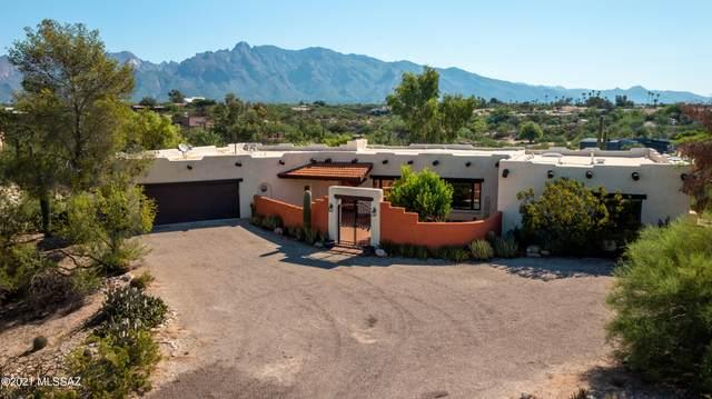 330 E Hillcrest Place, Tucson, AZ 85704 (#22119620) :: Tucson Real Estate Group