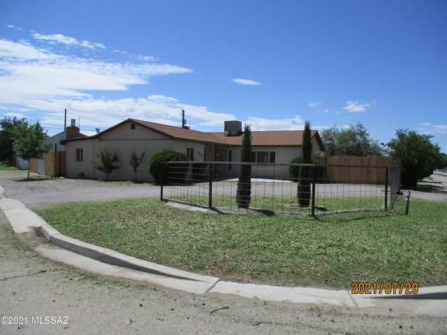 405 S Arizona Avenue, Willcox, AZ 85643 (#22119629) :: Long Realty - The Vallee Gold Team