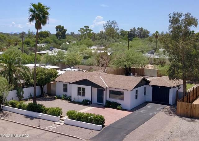 4110 E Seneca Street, Tucson, AZ 85712 (#22119634) :: Long Realty - The Vallee Gold Team