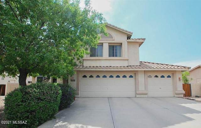 12825 N Lantern Way, Oro Valley, AZ 85755 (#22119636) :: Long Realty - The Vallee Gold Team