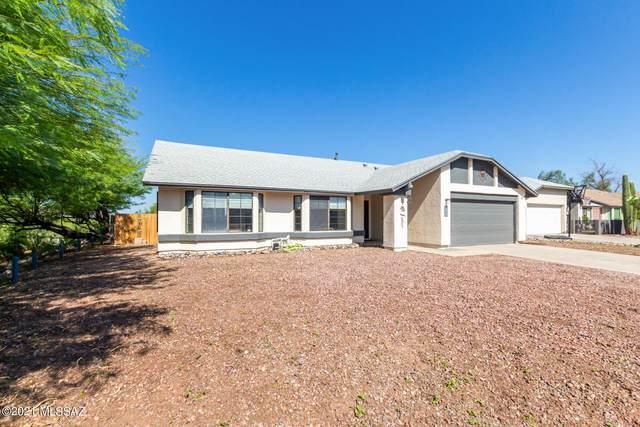 8573 N Star Grass Drive, Tucson, AZ 85742 (#22119638) :: Tucson Property Executives