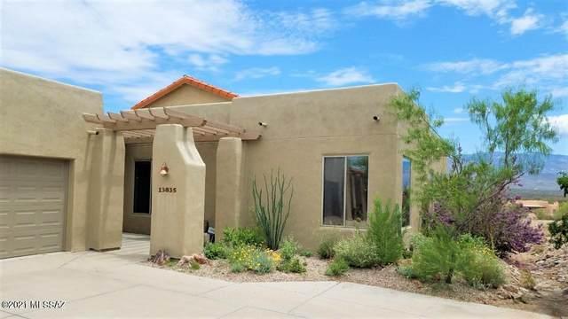 13835 E Langtry Lane, Tucson, AZ 85747 (#22119639) :: Tucson Real Estate Group