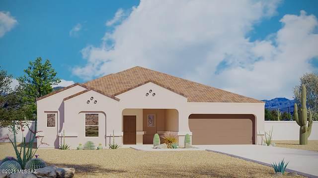 9835 N Fulbrook Way, Marana, AZ 85653 (#22119640) :: Gateway Partners International