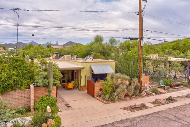 1430 S San Jacinto Drive, Tucson, AZ 85713 (#22119642) :: Long Realty - The Vallee Gold Team