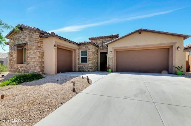11875 N Renoir Way, Tucson, AZ 85742 (#22119646) :: Tucson Property Executives