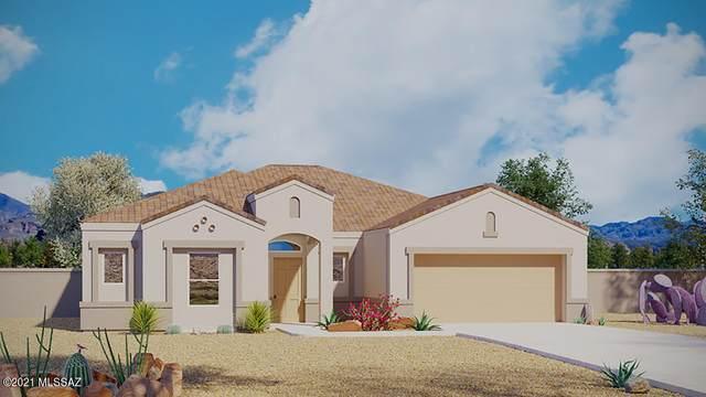 8899 W Blakebrook Road, Marana, AZ 85653 (#22119650) :: Gateway Partners International