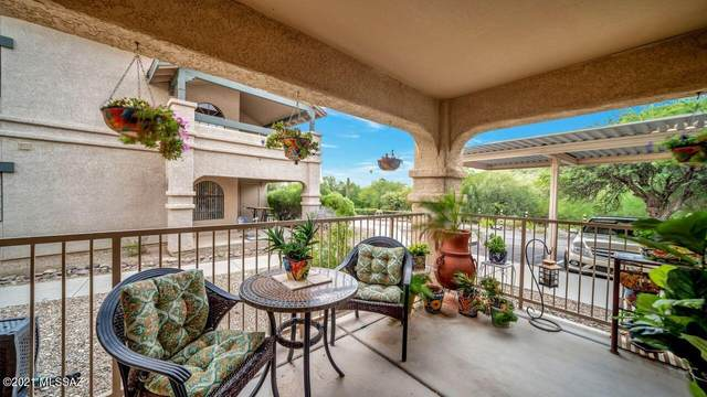 101 S Players Club Drive #9101, Tucson, AZ 85745 (#22119661) :: Long Realty - The Vallee Gold Team