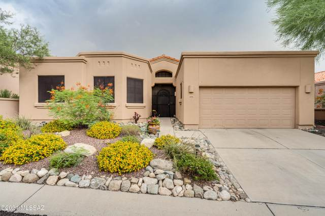 6298 N Calle Del Halcon, Tucson, AZ 85718 (#22119677) :: Long Realty - The Vallee Gold Team