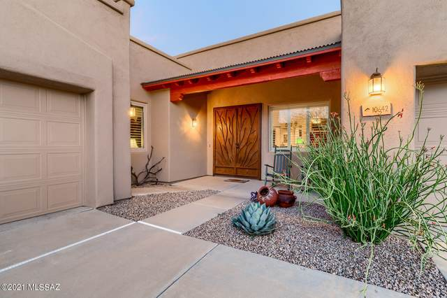 10642 E Mary Stephey Place, Tucson, AZ 85747 (#22119678) :: Long Realty - The Vallee Gold Team