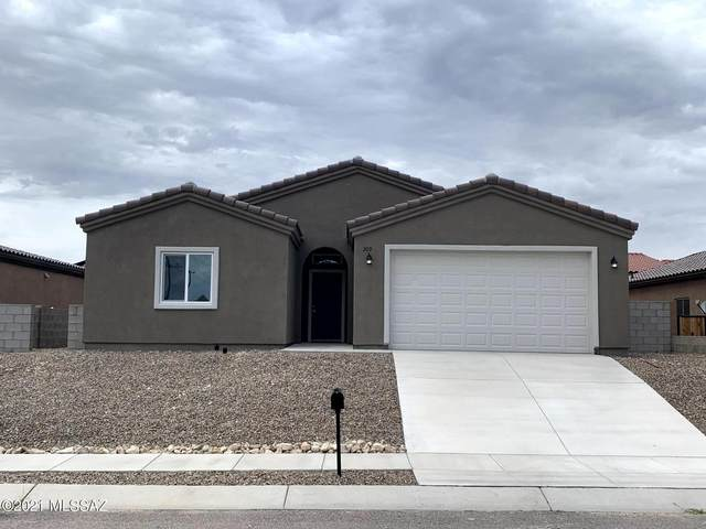 309 N Cameron View Place, Tucson, AZ 85745 (#22119683) :: Long Realty - The Vallee Gold Team