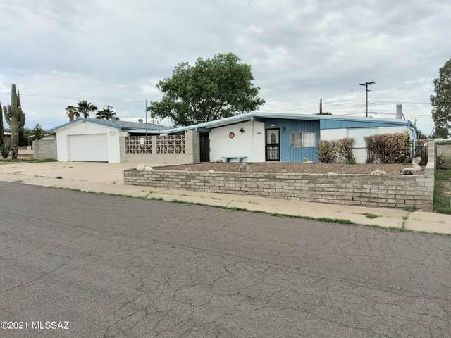 630 W 2nd Avenue, San Manuel, AZ 85631 (#22119685) :: Tucson Real Estate Group