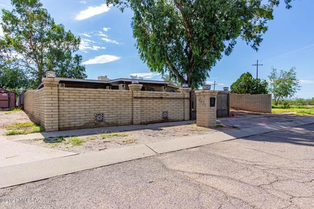 5971 S Aldorn Drive, Tucson, AZ 85706 (#22119686) :: Keller Williams