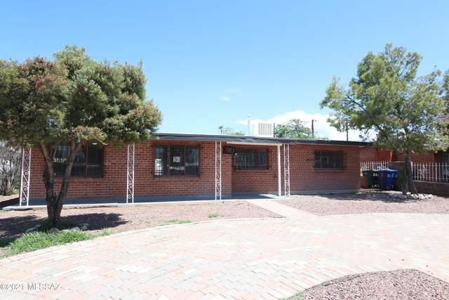 910 W Simmons Street, Tucson, AZ 85705 (#22119691) :: Tucson Property Executives