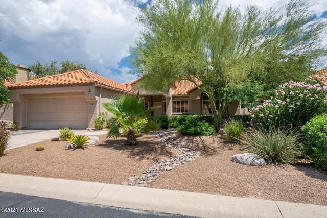 10740 N Eagle Eye Place, Oro Valley, AZ 85737 (#22119693) :: Tucson Property Executives