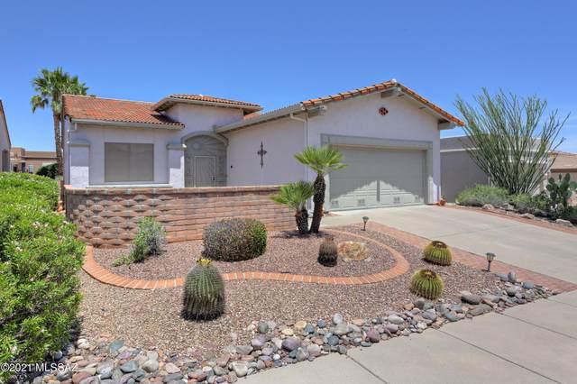 888 W Via Santa Adela, Green Valley, AZ 85614 (#22119709) :: Long Realty - The Vallee Gold Team