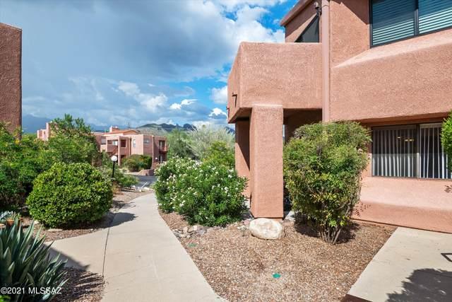 5051 N Sabino Canyon Road #1162, Tucson, AZ 85750 (#22119711) :: Long Realty - The Vallee Gold Team
