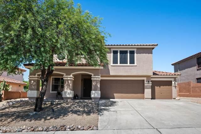 10215 N Eight Iron Lane, Oro Valley, AZ 85737 (#22119717) :: Tucson Property Executives