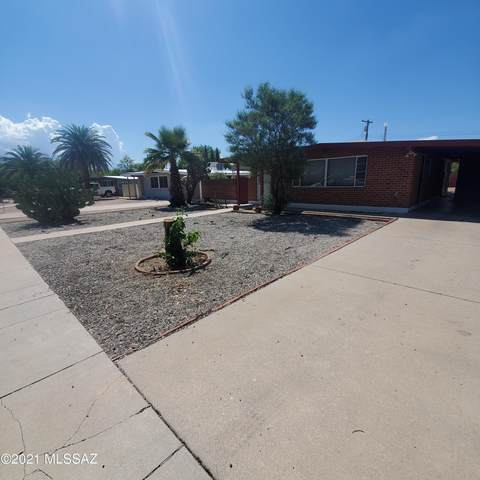 4922 E Adams Street, Tucson, AZ 85712 (#22119718) :: Gateway Partners International