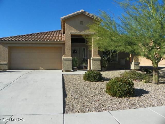 1441 N Via Alamos, Green Valley, AZ 85614 (#22119722) :: Long Realty - The Vallee Gold Team