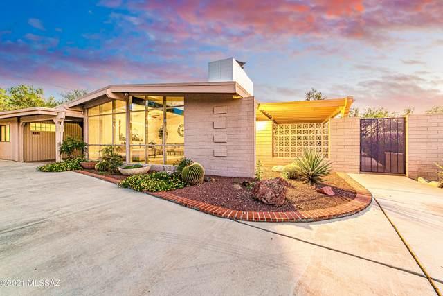132 E Suffolk Drive, Tucson, AZ 85704 (#22119724) :: Tucson Property Executives