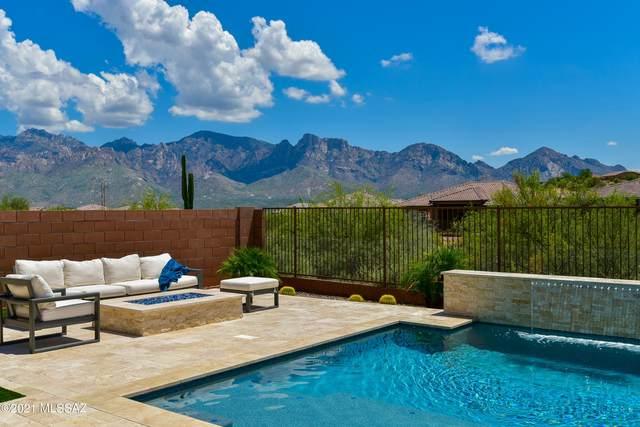 440 E Day Flower Drive, Oro Valley, AZ 85755 (#22119727) :: AZ Power Team