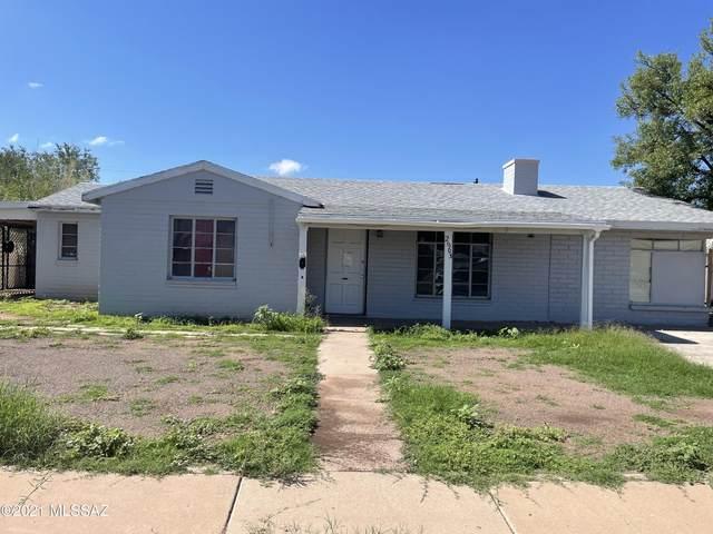 2003 E 10Th Street, Douglas, AZ 85607 (#22119737) :: Long Realty - The Vallee Gold Team