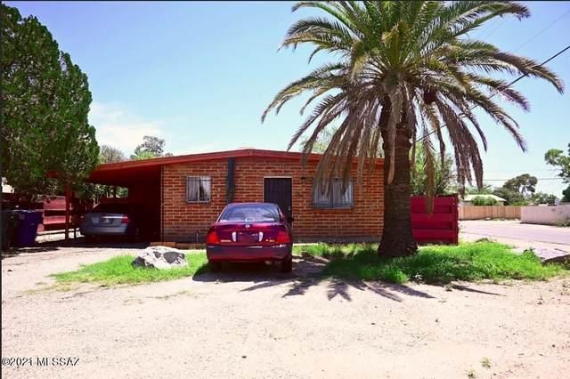 2202 E 17th Street, Tucson, AZ 85719 (#22119742) :: Long Realty - The Vallee Gold Team