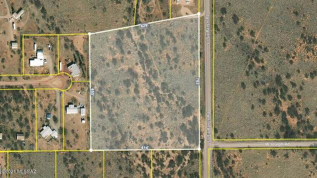 J6 Ranch Road, Benson, AZ 85602 (#22119746) :: Long Realty - The Vallee Gold Team