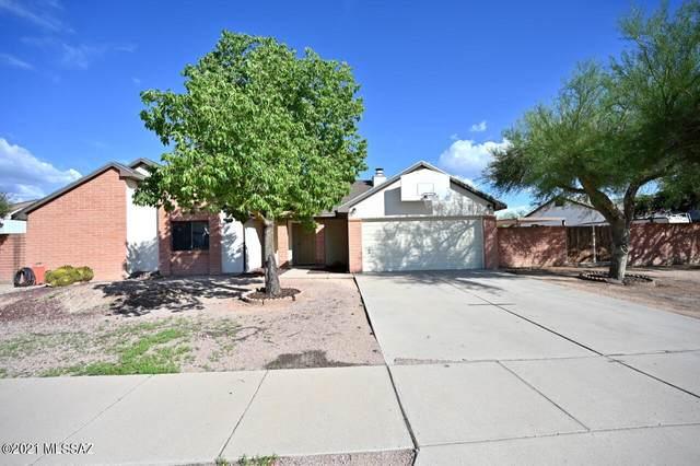 4731 W Condor Drive, Tucson, AZ 85742 (#22119749) :: Tucson Property Executives