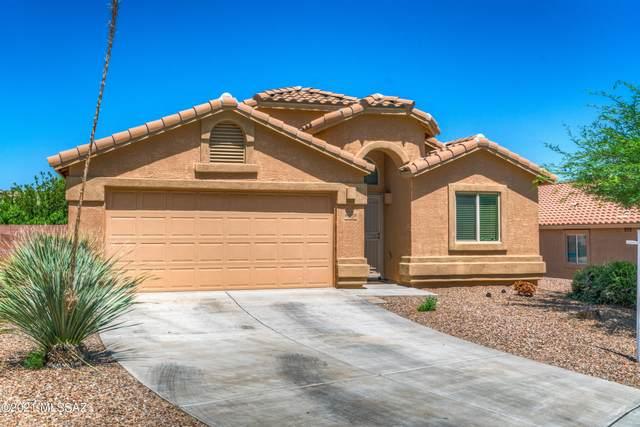61010 E Sparkle Spur Place, Tucson, AZ 85739 (#22119750) :: Keller Williams