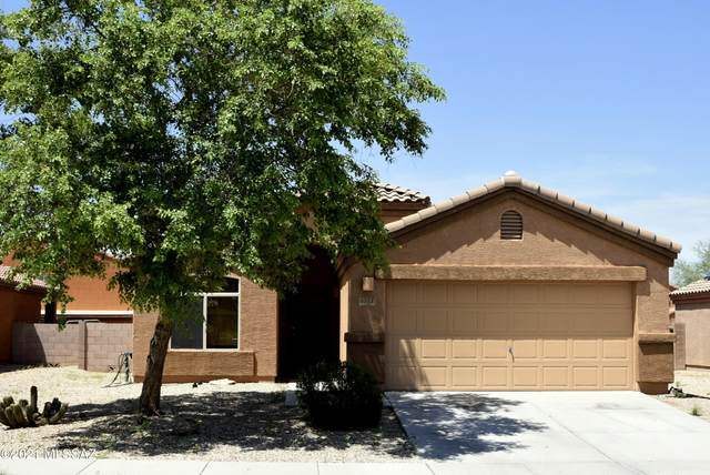 6512 W Swan Falls Way, Tucson, AZ 85757 (#22119753) :: Long Realty - The Vallee Gold Team