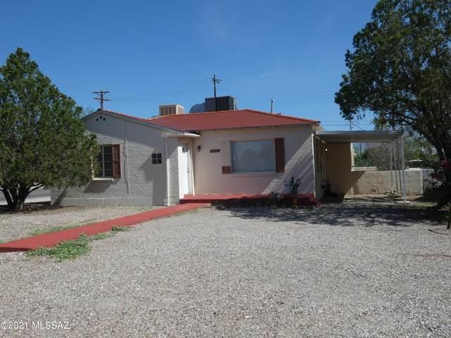 4301 E Whitman Street, Tucson, AZ 85711 (#22119754) :: Long Realty - The Vallee Gold Team
