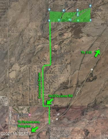 0 West Glenn Rd, Douglas, AZ 85607 (#22119771) :: Long Realty - The Vallee Gold Team