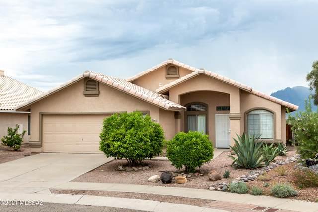 2140 N Jacana Loop, Tucson, AZ 85745 (MLS #22119775) :: The Property Partners at eXp Realty