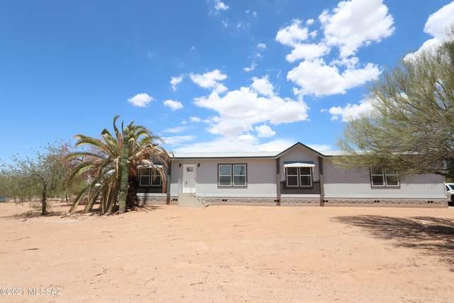 11650 W Via Dichosa, Tucson, AZ 85743 (MLS #22119792) :: The Luna Team