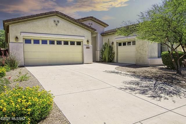 4698 W Cholla Bluff Drive, Marana, AZ 85658 (#22119805) :: Long Realty - The Vallee Gold Team